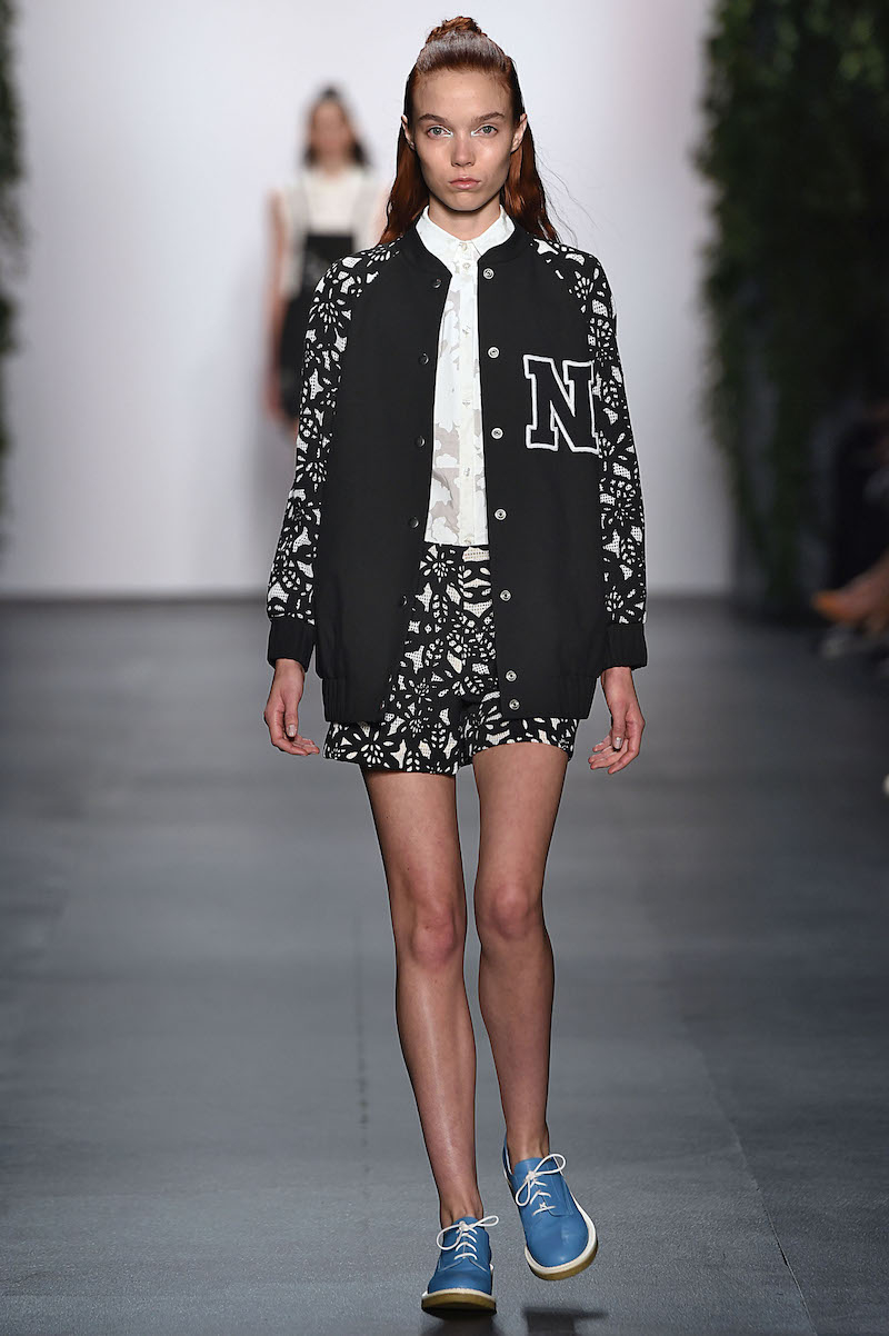 Noon by Noor New York RTW Spring Summer 2016 September 2015