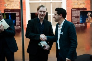 Theatre503 Playwriting Award, Jerwood Space, 29.11.14,  courtesy of Alex Harvey-Brown 3
