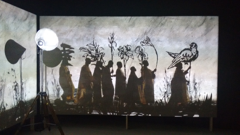 'More Sweetly Play the Dance' by William Kentridge on Vimeo