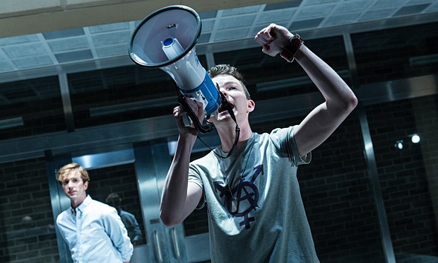 Teddy ferrara at the donmar warehouse theatre review u2013 the upcoming