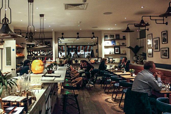Iddu Restaurant London