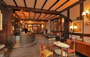 The Old Red Lion Image