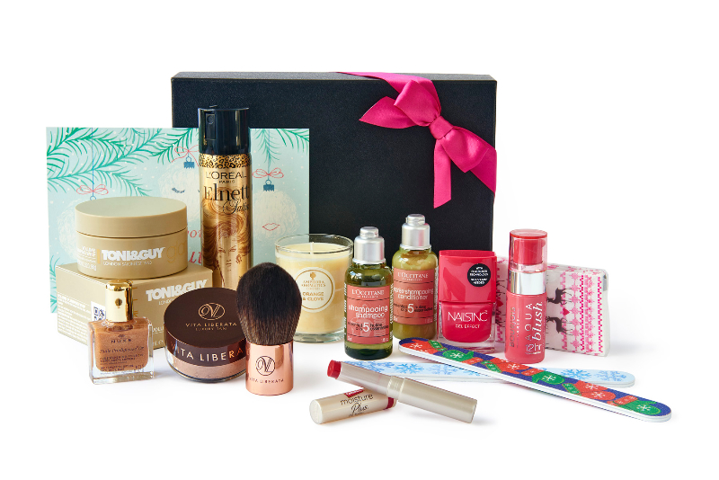 latest in beauty2015_10_02_LIB_GoldBox24.95 Who wouldn't want a box-full of luxurious beauty treats