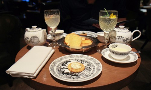 Scandal Water afternoon tea - London EDITION - Ming Reece -  The Upcoming -3