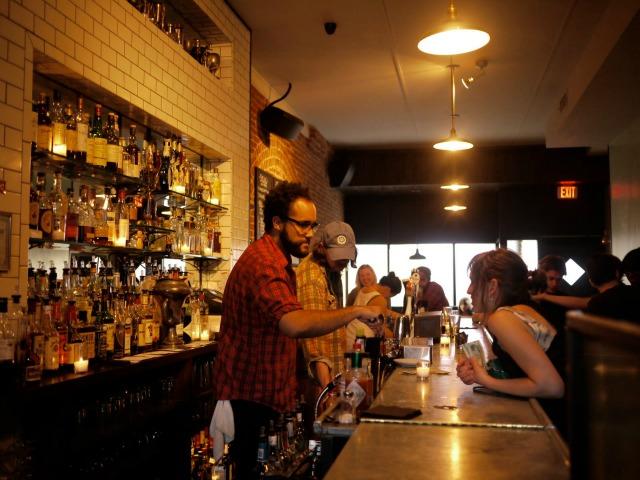 trophy bar