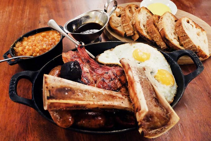 Hawksmoor Guildhall Breakfast credit-hungryhungrypanda