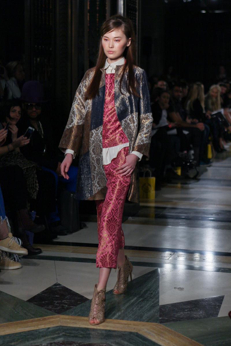 LFW AW16 - Fashion DNA - Olesya Asanova - The Upcoming-11