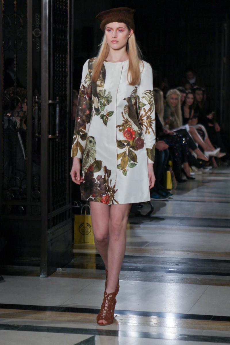 LFW AW16 - Fashion DNA - Olesya Asanova - The Upcoming-27