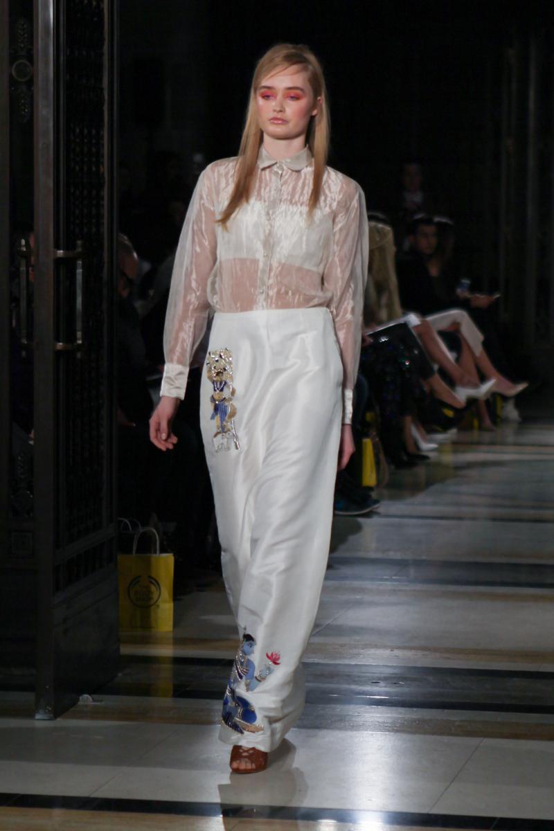 LFW AW16 - Fashion DNA - Olesya Asanova - The Upcoming-9