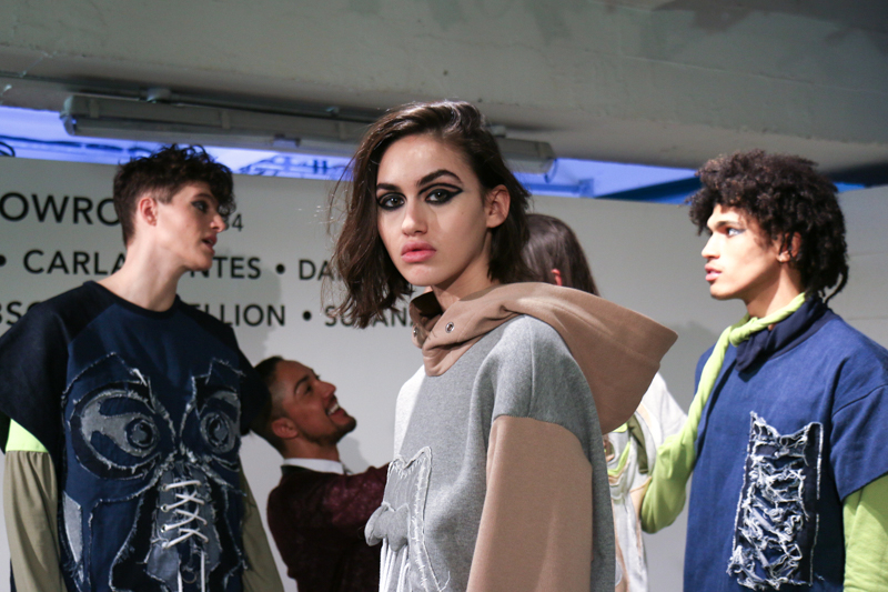 LFW AW16 - Field of Ponies - Filippo L'Astorina - The Upcoming-6