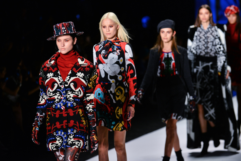 NYFW AW16 - Desigual- Adnan Mohamedy - The Upcoming36