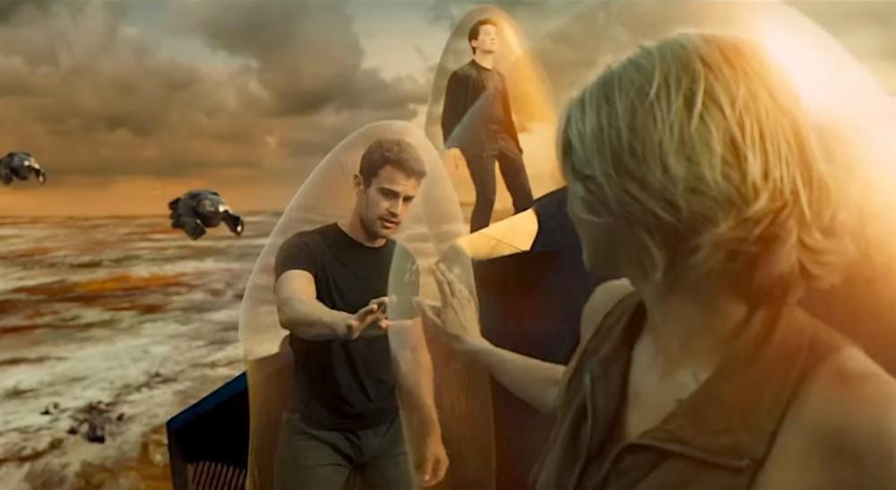 Divergent book series tumblr
