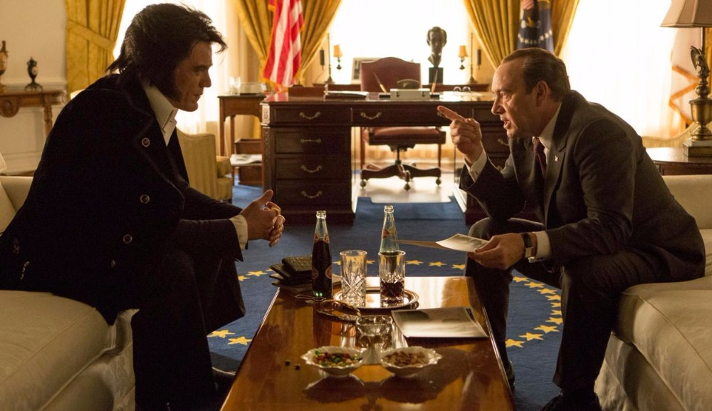 elvis and nixon movie review � the upcoming