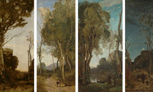 Corot-The-four-times-of-day