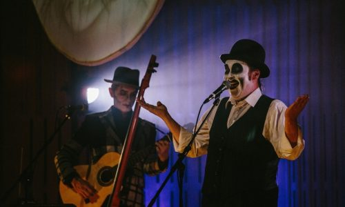 the tiger lillies picture