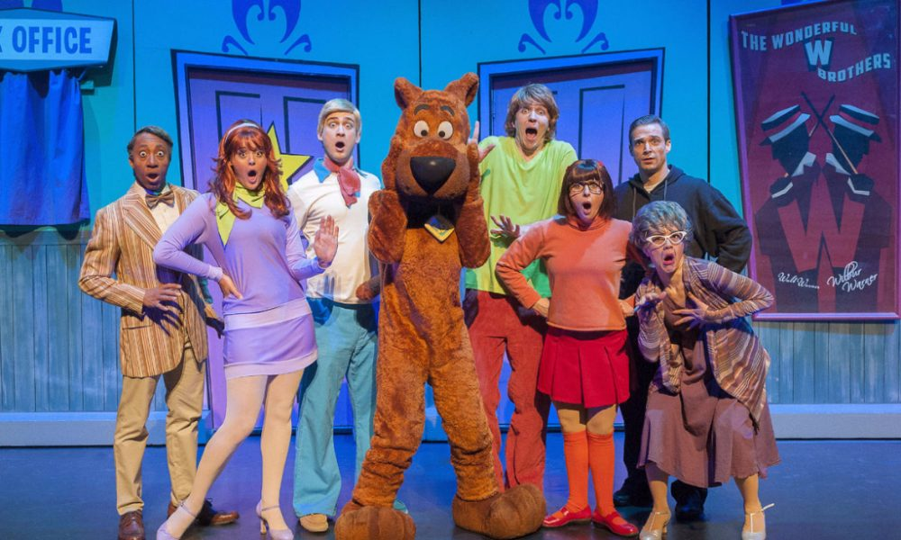 Scooby-Doo Live Musical Mysteries – London Palladium