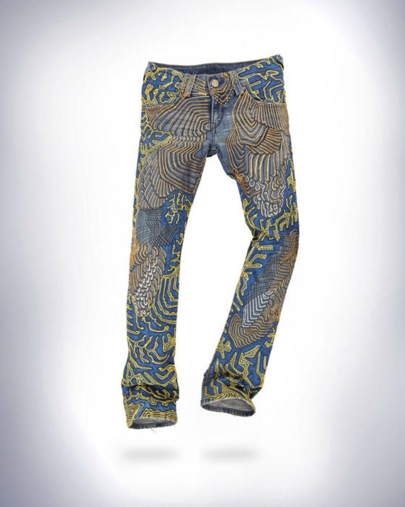 image 1 sharon stone jeans