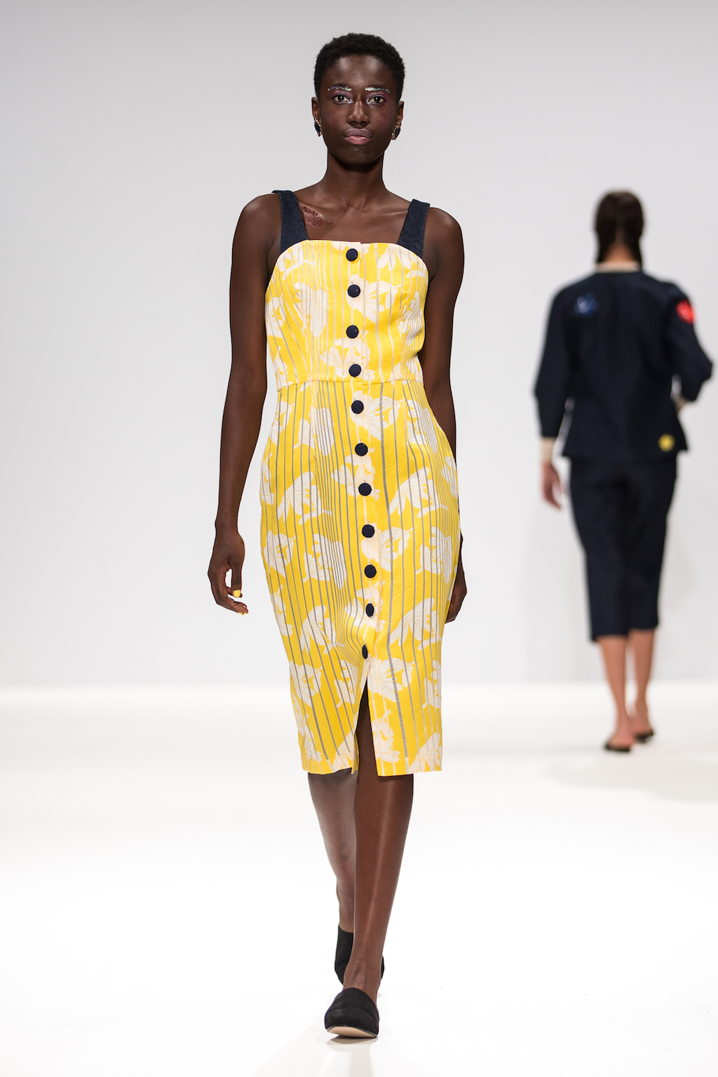 London Fashion Week Spring Summer 2017 - Sabinna