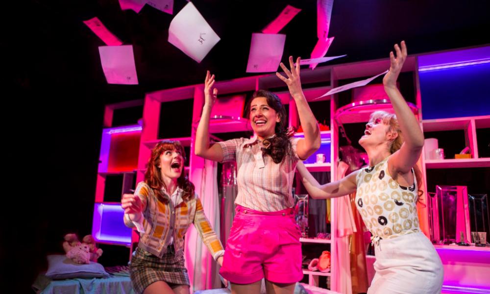 Vanities The Musical At Trafalgar Studios Theatre Review The Upcoming