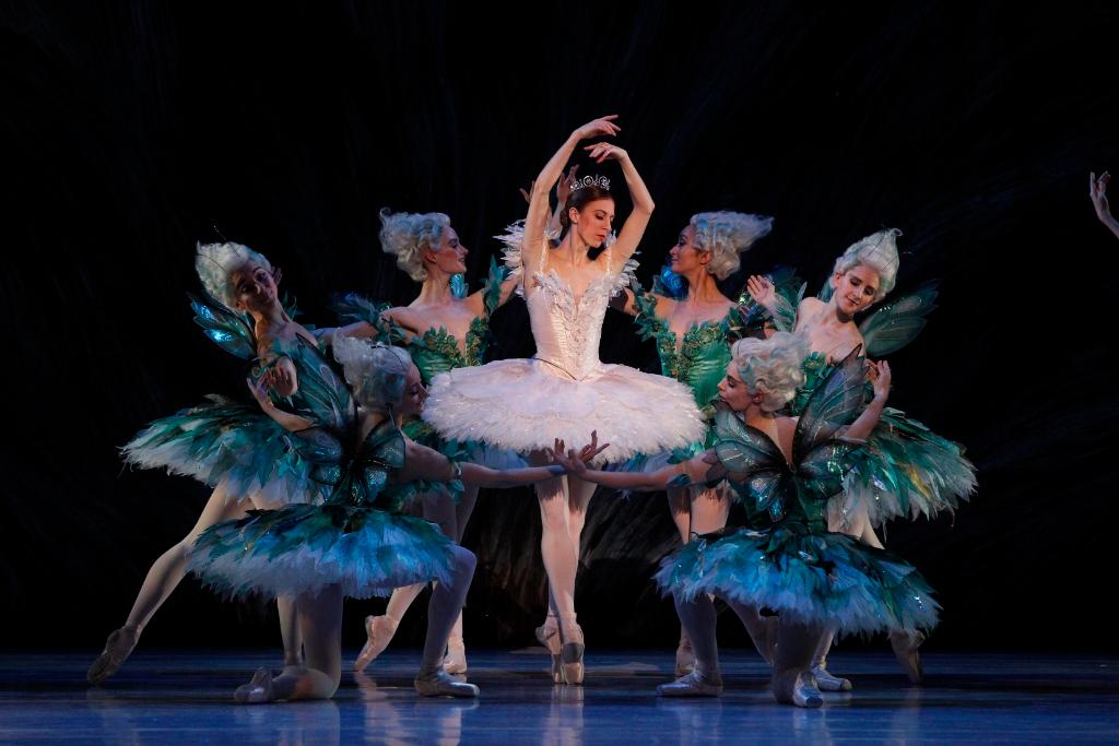 Lana Jones ballerina
