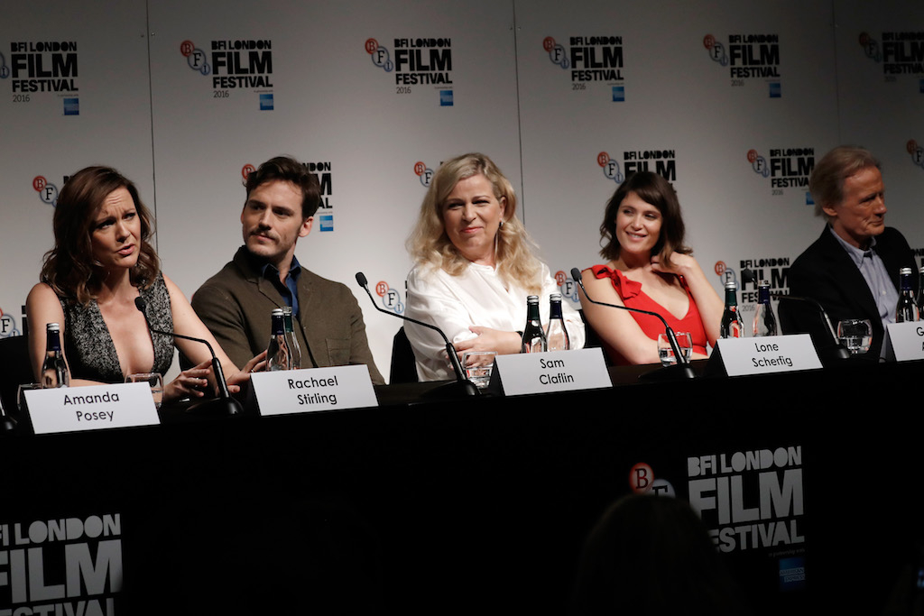 'Their Finest' - Press Conference - 60th BFI London Film Festival