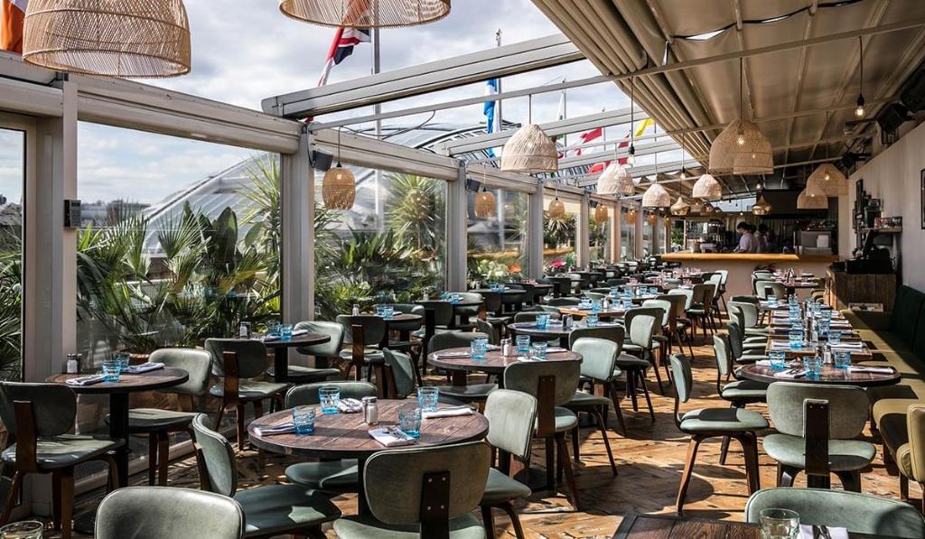 roof deck restaurant selfridges