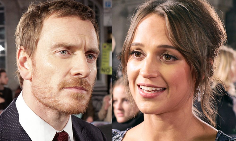 The Light Between Oceans Premiere: Michael Fassbender And Alicia Vikander  Interviews