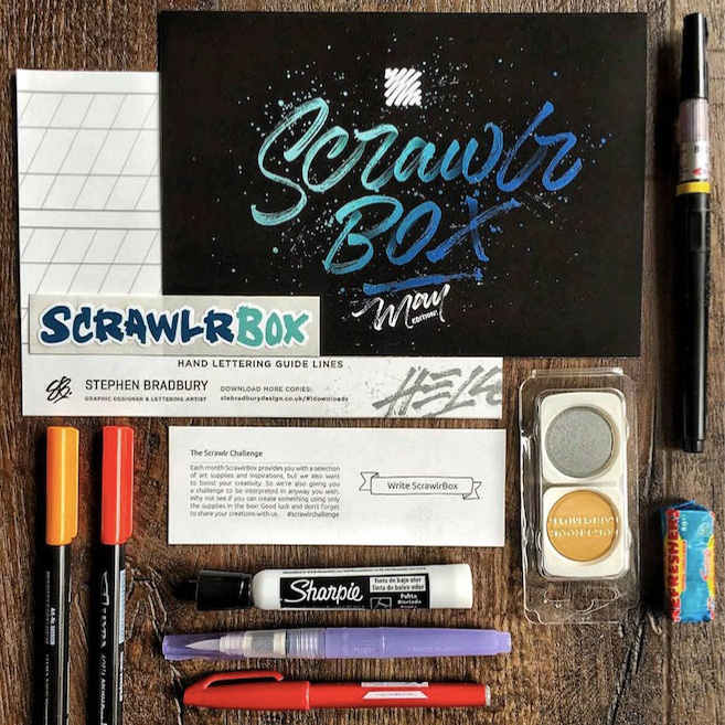 scrawlbox