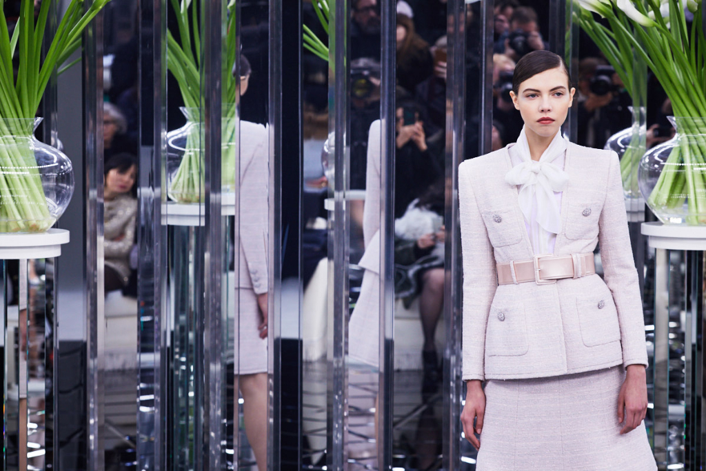 PFW HC SS17 - Chanel - Ambra Vernuccio - The Upcoming - 2
