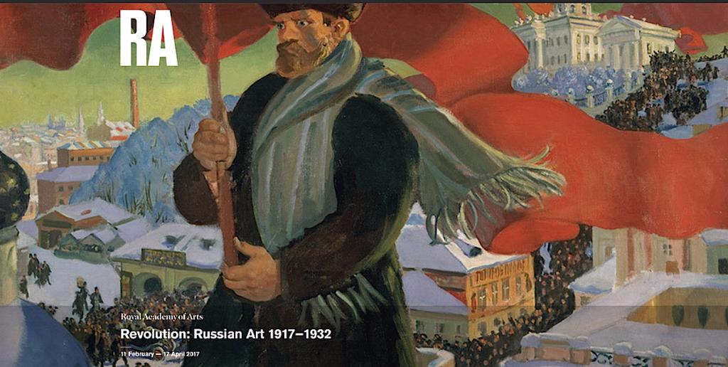 Russian Revoltuion RA