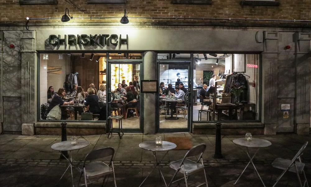 Chriskitch In Hoxton