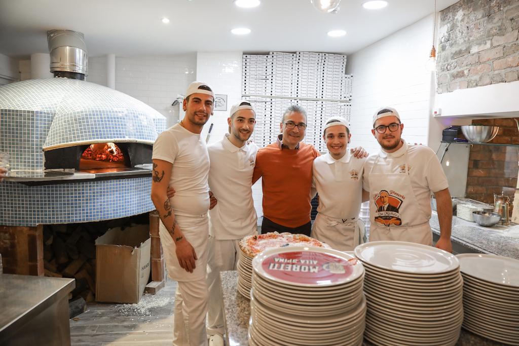 Da Michele ristorante - Filippo L'Astorina - The Upcoming -1