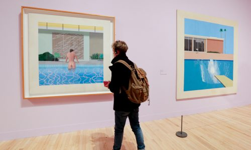 David Hockney - Tate Britain - The Upcoming - Kimberley Archer -2 featured