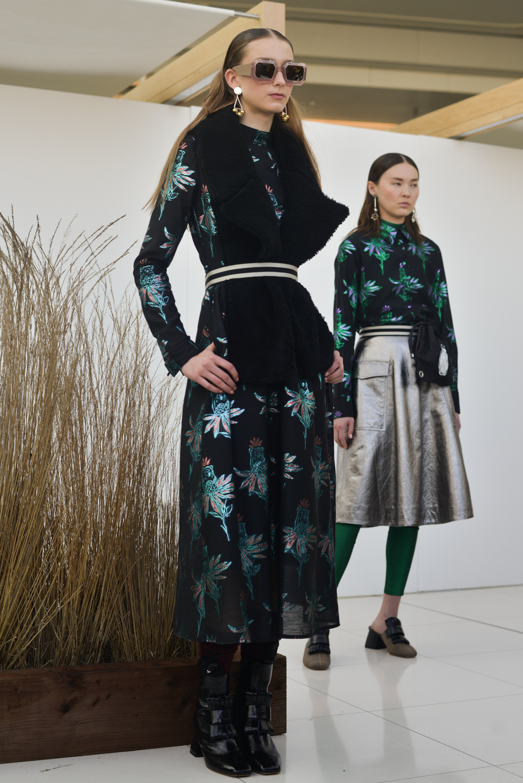 LFW AW17 - Markus Lupfer - Krish Nagari - The Upcoming-6