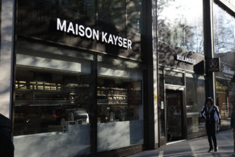 Maison Kayser in Baker Street: A chat with boulanger Éric