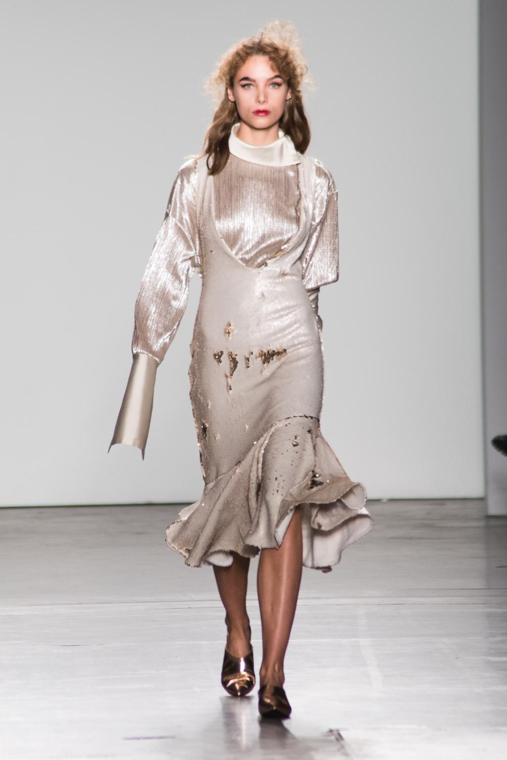 NYFW AW17 - Katty Xiomara - Stephanie BC - The Upcoming - 1