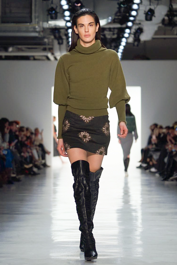 NYFW AW17 - Marcel Ostertag - Dana Laquidara - The Upcoming -4