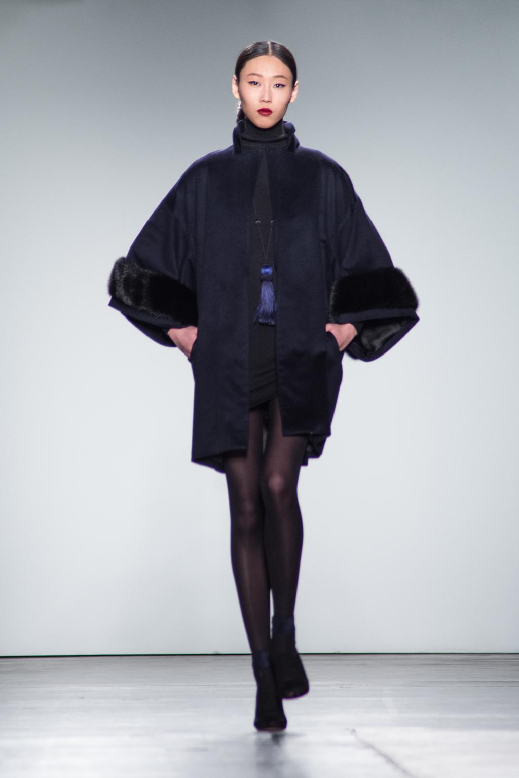NYFW AW17 - Zang Toi - Stephanie BC - The Upcoming - 1