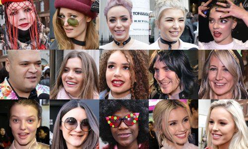 fashion week voices