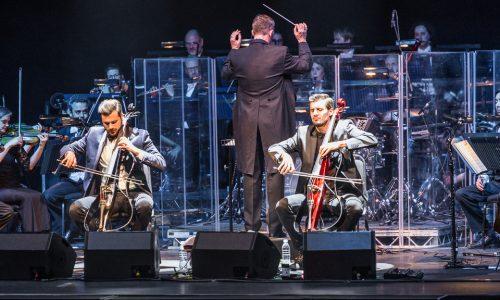[2 Cellos] at [London Palladium] - [Nick Bennett]- The Upcoming - (3) featured