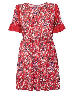 Floral Tea Dress, £24