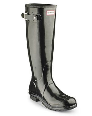 Hunter Original Tall Gloss Wellies, £95