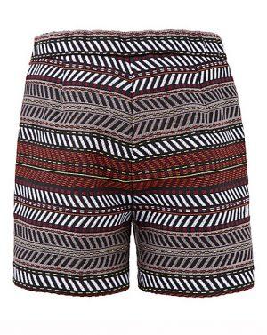 Jacquard Shorts, £14