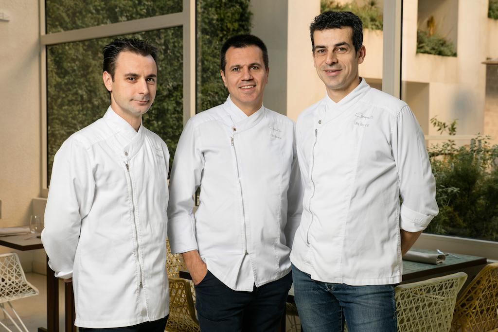 Road to the 50 Best - Eduard Xatruch, Oriol Castro and Mateu Casañas - @Joan Valera