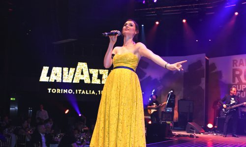 LONDON, ENGLAND - MARCH 16:  Sophie Ellis-Bextor performs at the Roundhouse Gala at The Roundhouse on March 16, 2017 in London, England.    Pic Credit: Dave Benett