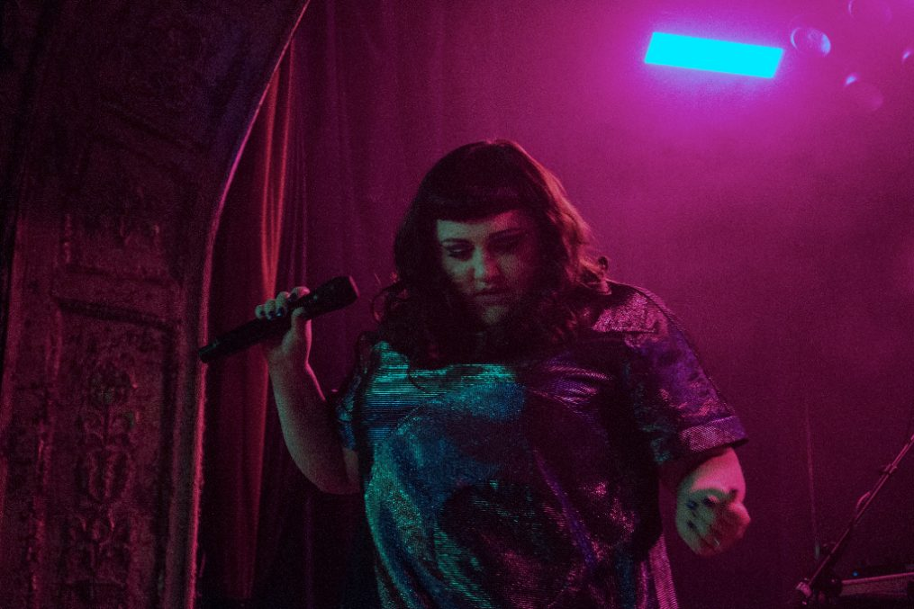 beth ditto at omeara live review the upcoming. Black Bedroom Furniture Sets. Home Design Ideas