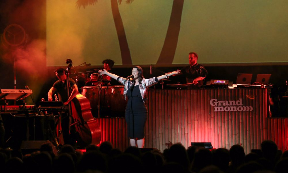 Caro emerald room royal albert hall