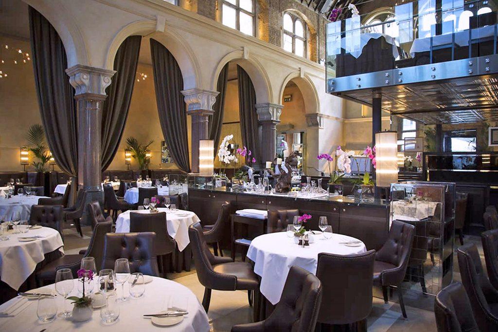galvin la chapelle restaurant