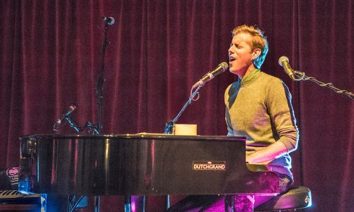 Andrew McMahon - Filippo L'Astorina - The Upcoming featured