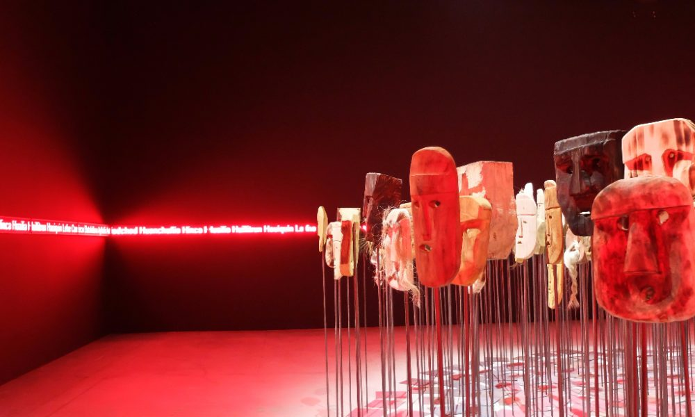 Venice biennale 2017 the top ten pavilions the upcoming for Venice craft fair 2017